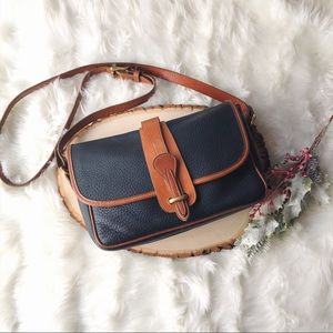 Dooney & Bourke Vintage Large Equestrian